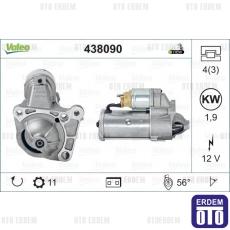 Megane 2 Marş Motoru 12V 1.9Dci Valeo 8200628419