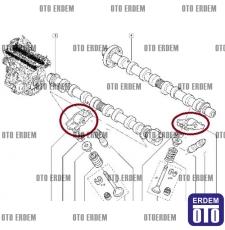 Megane 2 Megane 3 Külbütör Piyano Tuşu 2000 DCI Motor M9R M9T 7701062311