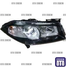 Megane 2 Mercekli Far Sağ Motorsuz Siyah 260108519R - 3