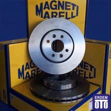 Megane 2 Ön Fren Disk Takımı 7701207829M