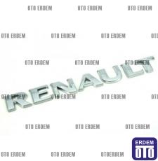 Megane 2 Renault Bagaj Kapak Yazısı 8200484897