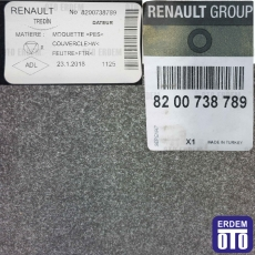 Megane 2 Sedan Bagaj Taban Halısı Mais 8200738789 - 3