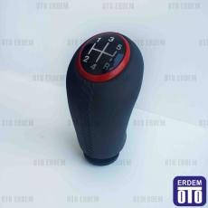 Megane 2 Vites Topuzu Siyah Kırmızı 8200322350K