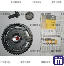 Megane 2 Yağlı Kasnak Orjinal 7701478505 - 3