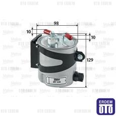 Megane 2 Yakıt Filtresi 1.5Dci Valeo 7701067123