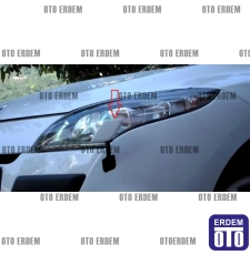 Megane 3 Far Fiskiye Kapağı Takım 286020441R - 3