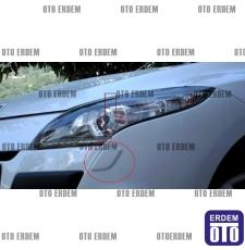 Megane 3 Far Fiskiye Kapağı Takım 286020441R - 4