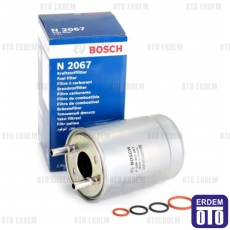 Megane 3 Mazot Filtresi Bosch 8201046788