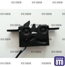 Megane 3 Motor Kaput Kilidi Alt Kablolu 656010006R - 2