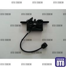 Megane 3 Motor Kaput Kilidi Alt Kablolu 656010006R - 5