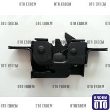 Megane 3 Motor Kaput Kilidi Alt Kablosuz 656013497R - 2