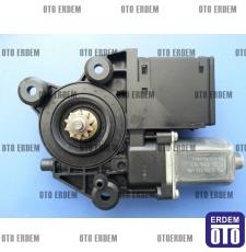 Megane 3 Ön Cam Kriko Motoru Sağ 807301396R - 2