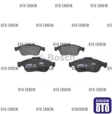 Megane 3 Ön Fren Balata Takımı Bosch 410607115R - 4