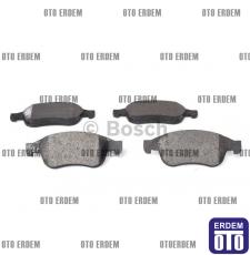 Megane 3 Ön Fren Balata Takımı Bosch 410607115R - 5