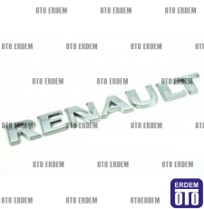 Megane 3 Renault Bagaj Kapak Yazısı 8200484897