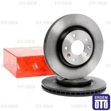 Megane 4 Ön Fren Disk Takımı TRW 402062000R
