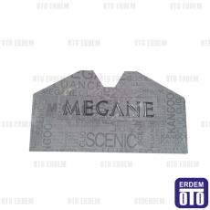 Megane II Bagaj Kapak Yazısı - Renault Megane 2 8200073444