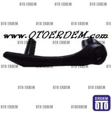 Megane Kapı Çekme Kolu Sol Megane 2 Siyah kolçak 7701476593 - 4