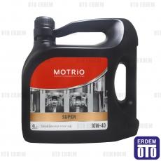 Motor Yağı 10W-40 Motrio (4 Litre) 8660005006