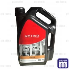 Motor Yağı 10W-40 Motrio 4LT 8660005007