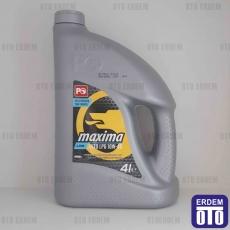 Motor Yağı 10W-40 Petrol Ofisi Maxima 4 Litre