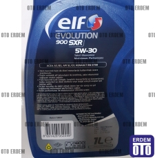 Motor Yağı 5W-30 Elf Evolution 900 SXR (1 Litre)  - 2