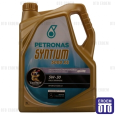Motor Yağı 5W-30 Petronas Syntium 5000 XS Partiküllü (5 Litre)