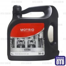 Motor Yağı 5W-40 Motrio (4 Litre) 8660005014