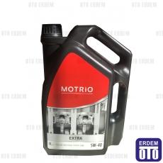 Motrio Motor Yağı 5W-40 4LT 8660005014