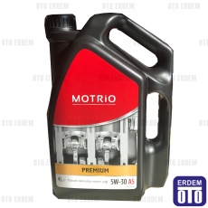 Motrio Premium 5W-30 Motor Yağı 4LT 8660005025