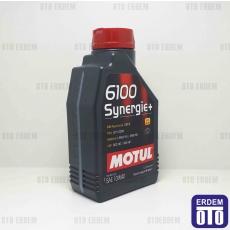 Motul 10w40 6100 SYNERGİE+ 1LT Motor Yağı