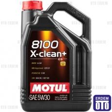 Motul 5w30 X CLEAN + 5LT Motor Yağı