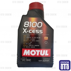Motul 5W40 8100 X-CESS 1LT Motor Yağı