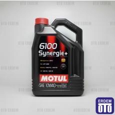 Motul Motor Yağı 10w-40 5LT 6100 SYNERGİE+
