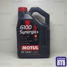 Motul Motor Yağı 10w40 4LT 6100 SYNERGİE+