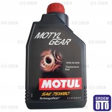 Motul Şanzıman Yağı MOTYLGEAR 75W-80