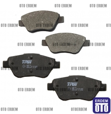 Ön Fren Balatası Albea - Palio - Doblo yeni model - Fiorino - Idea 98845078 - 55175317