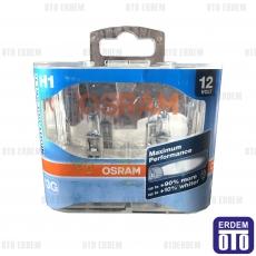 Osram H1 64150NBR Night Breaker Ampul Seti  - 3