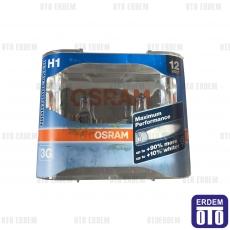 Osram H1 64150NBR Night Breaker Ampul Seti  - 4