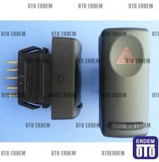 R19 Europa Flaşör Dörtlü Düğmesi Orjinal 7700817335