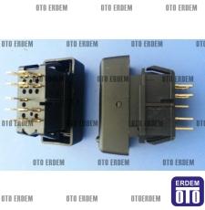 R19 Europa Flaşör Dörtlü Düğmesi Orjinal 7700817335 - 2