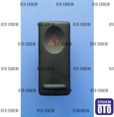 R19 Europa Flaşör Dörtlü Düğmesi Orjinal 7700817335 - 4