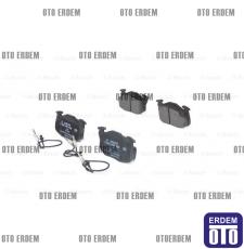 R19 Ön Fren Balatası Takımı Bosch 7711130034