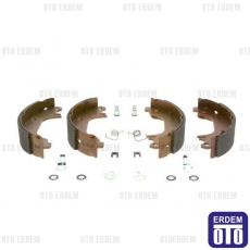 R9 Arka Fren Balatası Takımı Bosch 7702127309