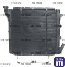 R9 Dizel Motor Su Radyatörü 3 Sıra 7700773700