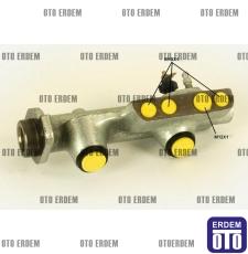 R9 R11 Fren Ana Merkezi Bosch 7701348924 - 2