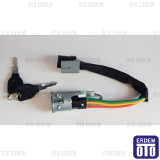Renault 11 Kontak Anahtarı Flash Rainbow 7700813973E - 3