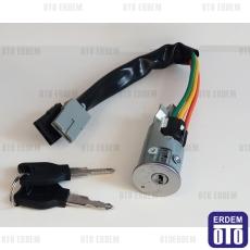 Renault 11 Kontak Anahtarı Flash Rainbow 7700813973E