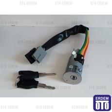 Renault 11 Kontak Anahtarı Flash Rainbow 7700813973E - 4