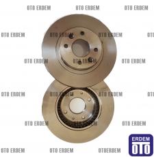 Renault 25 Ön Fren Disk Takımı 7701204284 - 2